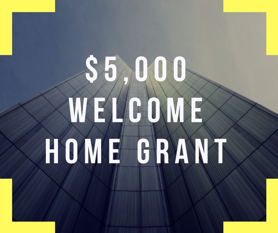 Welcome Home Grant Funds